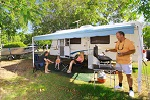 Gagdju Lodge Caravan Park Powered Site